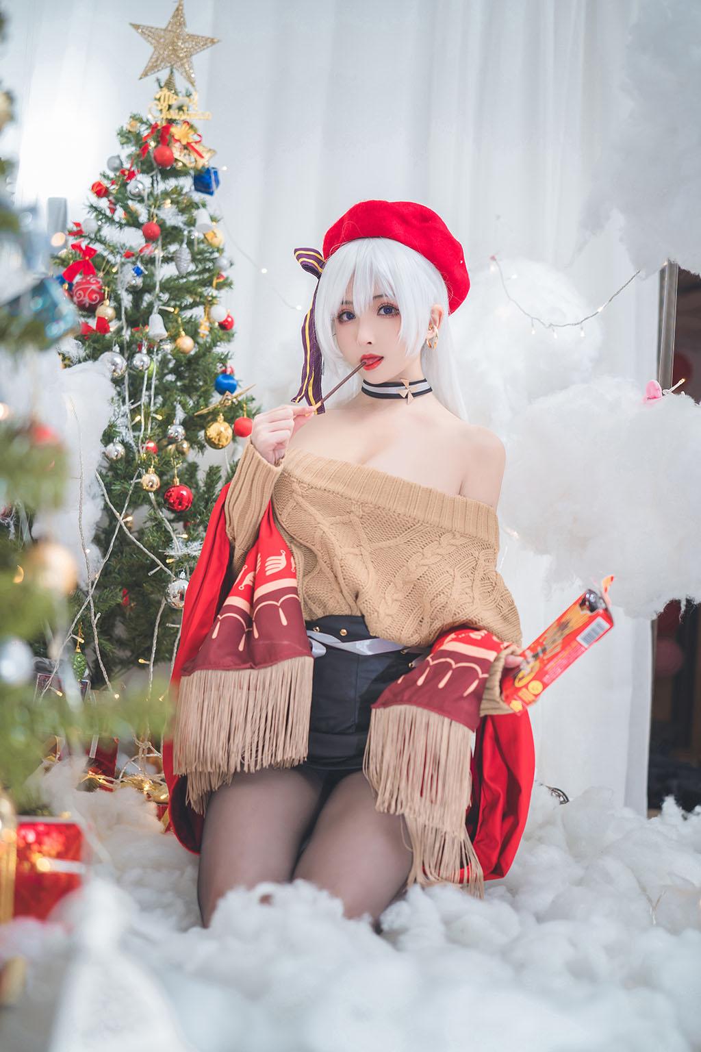 rioko凉凉子 圣诞贝尔法斯特-大鹏资源网
