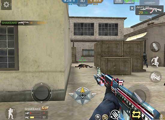 穿越火线枪战王者沙漠TD怎么玩 沙漠TD玩法攻略5