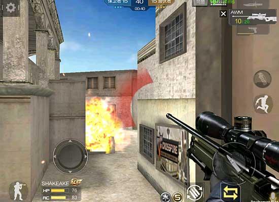 穿越火线枪战王者沙漠TD怎么玩 沙漠TD玩法攻略2