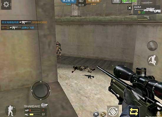 穿越火线枪战王者沙漠TD怎么玩 沙漠TD玩法攻略3