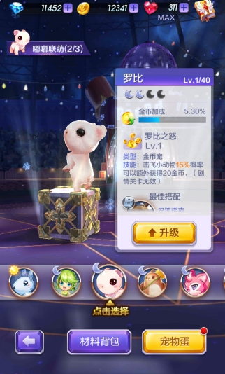 天天酷跑3D忍狐辉夜各类宠物搭配及角色属性详解图片4