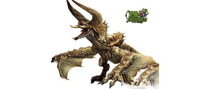 怪物猎人OL角龙