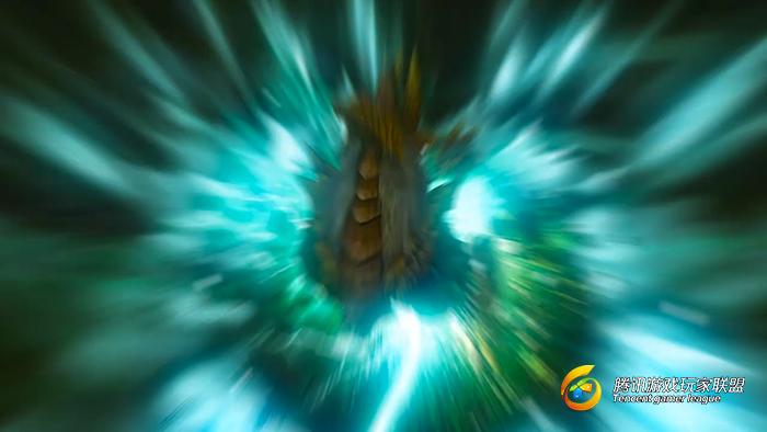 怪物猎人OL发怒的雷狼龙