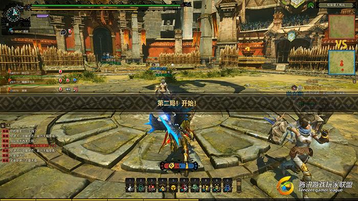 怪物猎人OL极限猎人挑战活动 第二局比赛