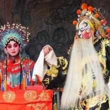 秦腔-太平年间把荣享(热度:496)由莫愁翻唱,原唱歌手无