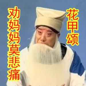 河北梆子  花甲颂  劝妈妈由夕阳演唱(原唱:江山易改)