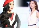 范冰冰林志玲同台斗艳,谁是中国第一美。