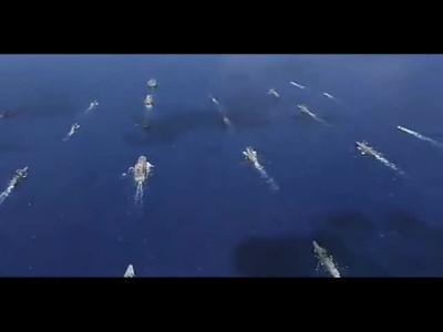 2012环太平洋联合军事演习
