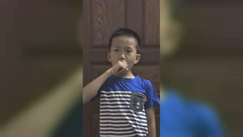 柳州市鹅山路小学陈奕帆《大中国》