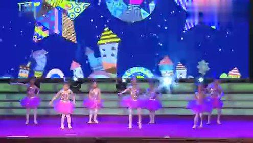 优秀幼儿舞蹈《感觉自己萌萌哒》