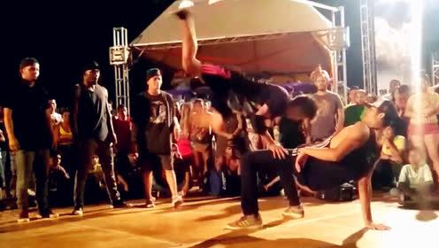 令人疯狂的精彩街舞锦集,背景音乐超好听!