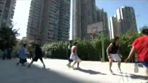 张一山:有篮球就有兄弟