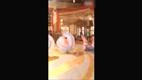 这是我见过的最美的舞蹈,没有之一