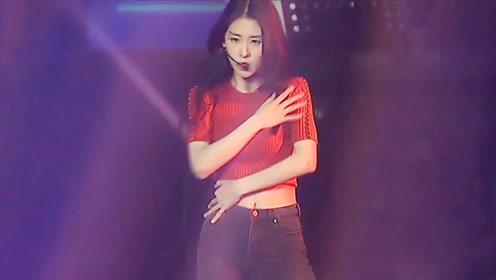 看惯了张碧晨安静唱歌 没想到她跳舞竟这么厉害