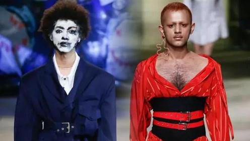 看完骚气冲天的伦敦男装周 才发现陈志朋才是真时尚icon