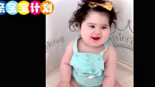 5个月小宝宝第一次学会坐,下一秒宝宝开启倒翁模式,妈妈笑翻了