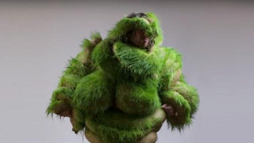 """怎样用科技改造人体?现实版""""绿巨人""""告诉你答案"""