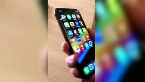 国产iPhone SE 2:小号iPhone X