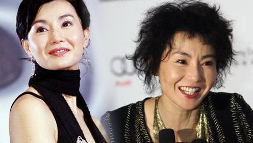 53岁张曼玉美人迟暮戴老花镜 潇洒的她谈过多段感情!