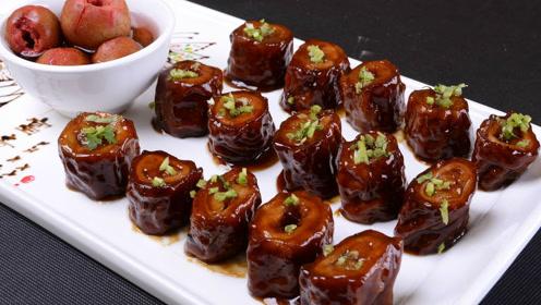 鲁菜中的经典美食:九转大肠