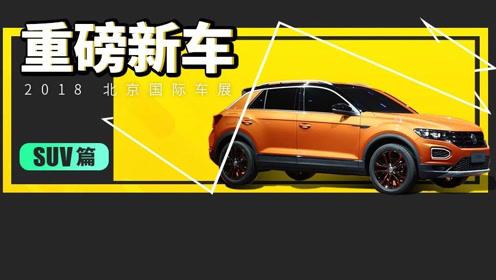 新车眼花缭乱 北京车展只要看这12辆车就够了