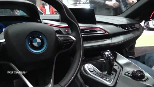 被它颜值帅到了!2019 宝马BMW i8