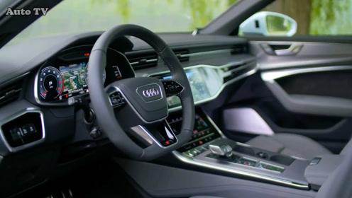 看完2019 奥迪Audi A6,已经对其它同级无爱了!