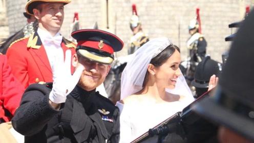 看了哈里和梅根这场童话般的婚礼,你心中的完美婚礼又如何?