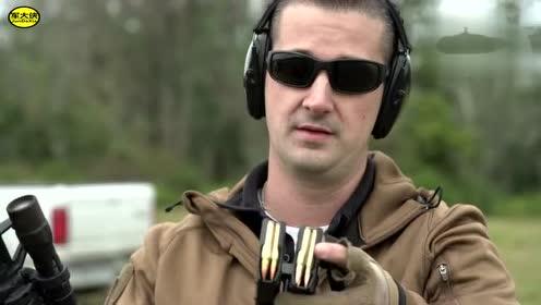 突击步枪装配消音器射击效果对比,说消音器是鸡肋的打脸了吧?
