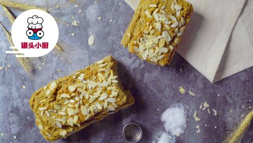 倍儿享瘦:只需30分钟!快速get高纤香蕉燕麦糕