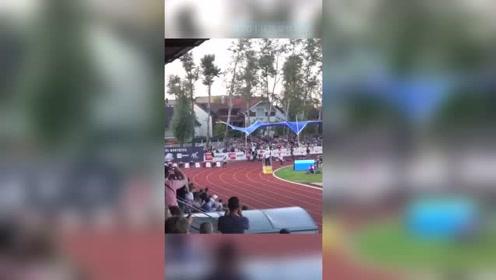 9秒97!谢震业刷新黄种人百米跑纪录