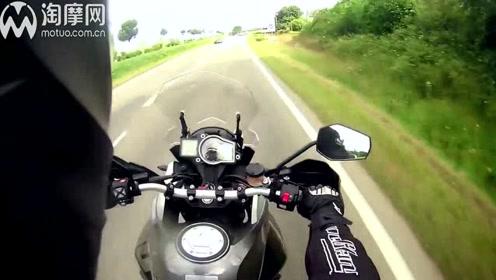 KTM 1190冒险试驾 摩托车视频