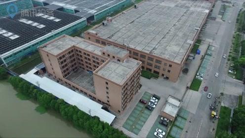 航拍普吉岛沉船事件涉事工厂  偌大厂区空无一人