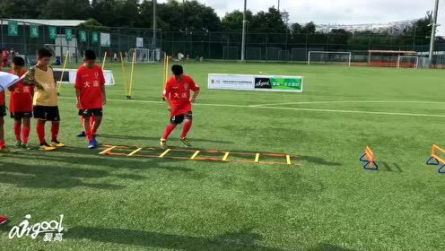 2018大众汽车足球夏令营@爱高技术测试区