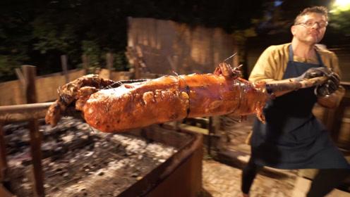意大利王室专供烤乳猪一年只对外销售500份 能吃到的人真幸福