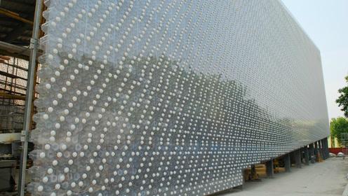 世界上最廉价的大厦,垃圾做墙发电靠太阳,有人敢住吗?