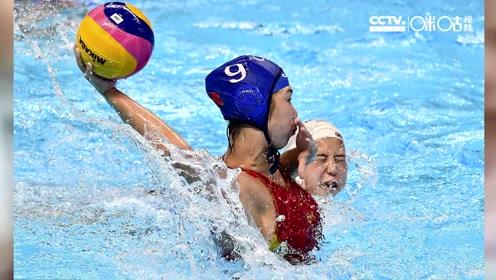 亚运会中国女水12-8日本两连胜 张婧熊敦瀚帽子戏法