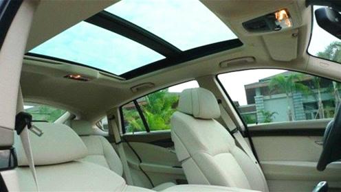 全景天窗的功能那么好,为什么老司机却说不能买?看完涨知识了
