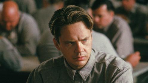 电影《肖生克的救赎》他用20年的时间找回了自由