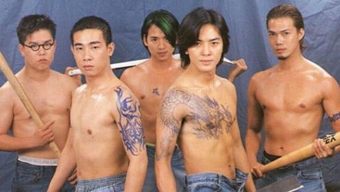 泪奔青春:追忆五兄弟的古惑仔时光,回不去的陈浩南和山鸡