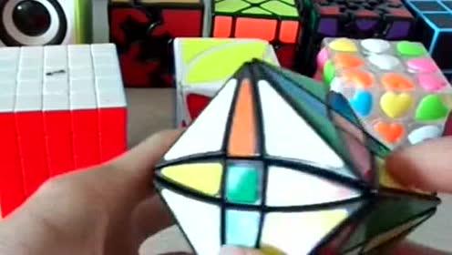 魔方教程:简单易学的星魔方视频教程