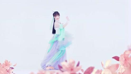 紫颜舞蹈翻跳《羽忆》