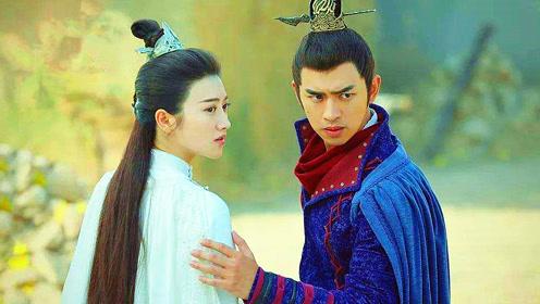 《火王》景甜陈柏霖三段情感爱恨交织,这套路《三生三世》用过?