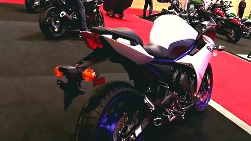 2017 雅马哈Yamaha FZ6R