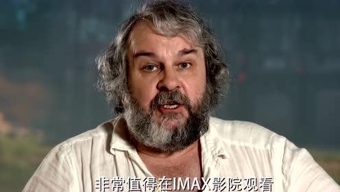 IMAX开年巨献,1月大片激燃盘点