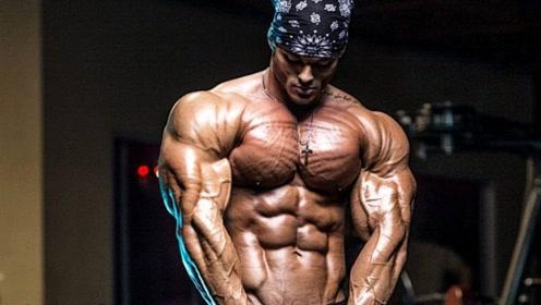 超励志,当你坚持不下去的时候,就看看这些肌肉巨兽们