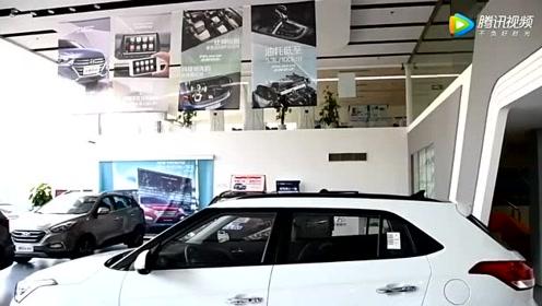 北京现代ix25,自动智能型,1.4T涡轮增压发动机