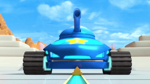 第二季 第27集 布迷的鹰眼坦克被挡住
