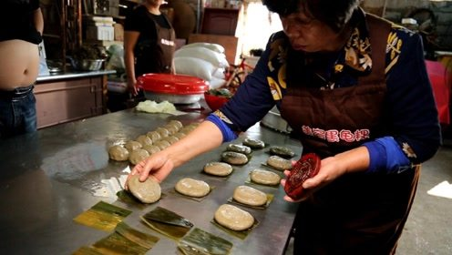 农村流传百年的食物,被大妈当小吃卖,一天卖1000个,年入几十万
