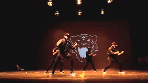 舞�9�#z(�_世界顶级舞团kinjaz:慢音乐的一段舞蹈,他们的编舞太棒了!